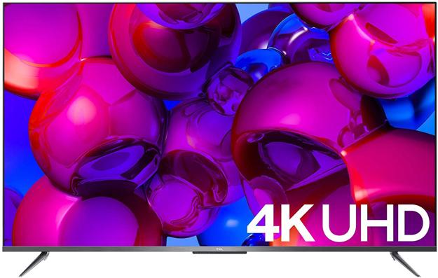 صورة شاشة تي سي ال 75 بوصة سمارت Android UHD