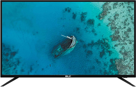 Picture of ATC 65 Inch TV Smart 4K UHD LED Black - E-LD-65UHD