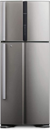 Picture of Hitachi 450 Liters Double Door Refrigerator - Silver - R-V600PS3KX INX