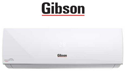 صورة Gibson Split AC 18000 BTU Hot & Cold Inverter (HII) Model: AS120FE7IN / AS120CE7IN