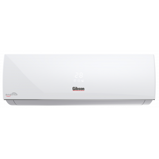 Picture of Gibson Inverter Split AC 24000 BTU, Cold Only - AS125FE6IN / AS125CE6IN
