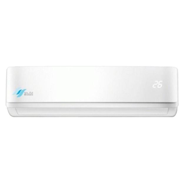 Picture of Mando Split Air Conditioner18000 BTU Cool/Hot , plus ,Energy saver ,Freon410 ,White - MP-18HD
