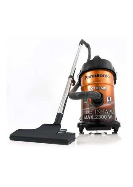Picture of Panasonic vacuum cleaner 0.2300 watt .21 liter, Black / Gold