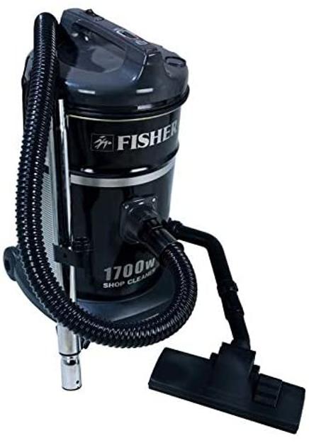 صورة Fisher BSC-1700 Canister Vacuum Cleaners