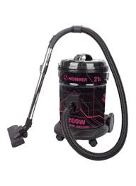 صورة Homer Vacuum Cleaner (HSA211-06 Black)