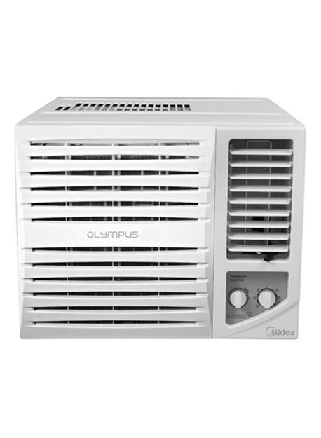 صورة Olympus 17 800 BTU Window Air Conditioner Cool Only MWTF18CMN6F10 White