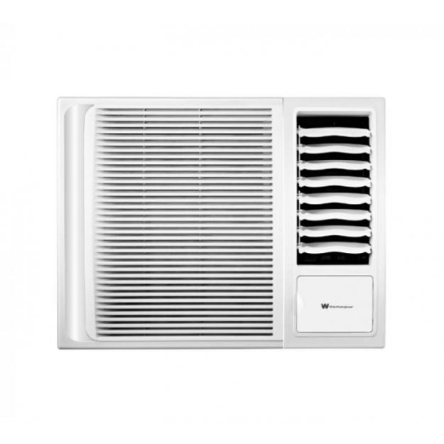 صورة White Westinghouse Window AC, 17,600 BTU, Hot / Cold