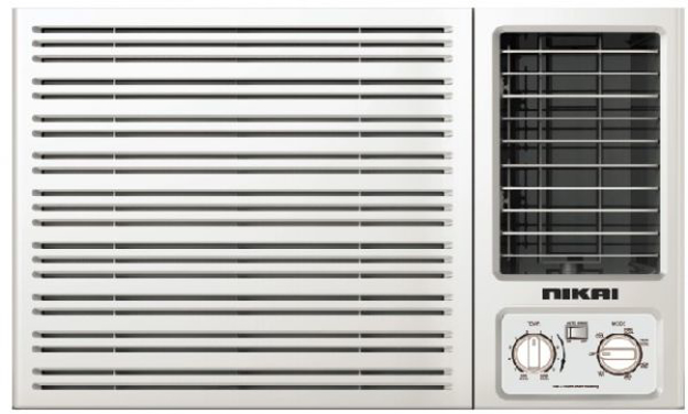 Picture of Nikai Window Air condition Hot and Cold 17200BTU NWAC18156HC19