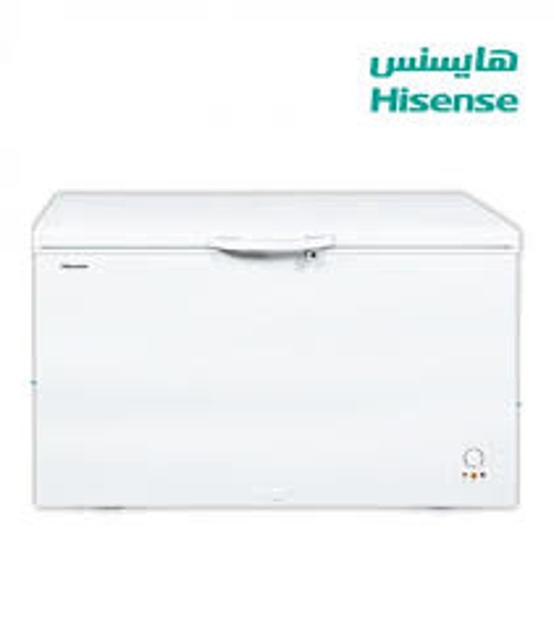 Picture of Hisense Freezer 14.80 cft, 420 Liters - White