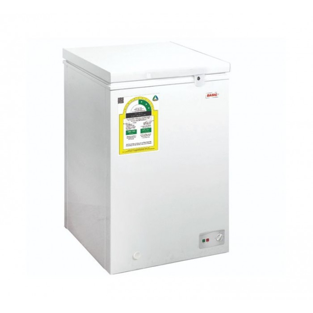 Picture of Basic 3.5ft Freezer - White (BCS-129CRS)
