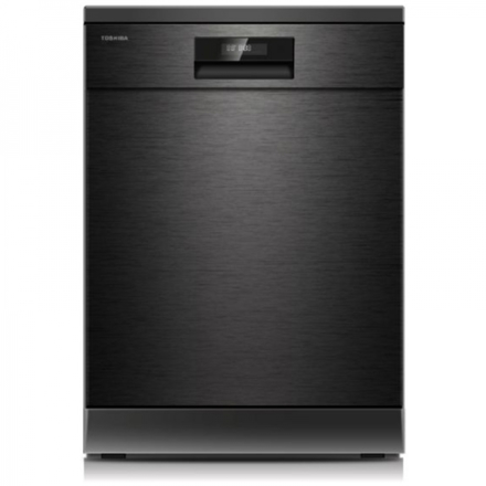 Picture of TOSHIBA Dish Washer , 8 Program, Black