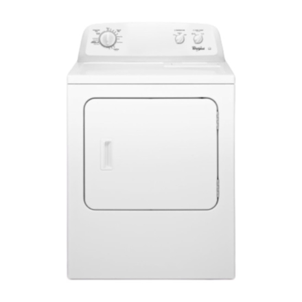 Picture of Whirlpool 7KG Air Vented Front Load Dryer - White (4KWED5700JW)