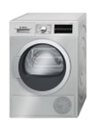 Picture of Condensation Dryer 8Kg WTG8640SSA Silver