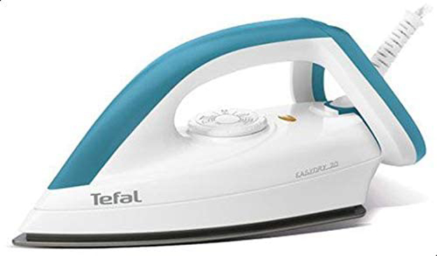 Picture of Tefal 1200 Watts Non-Stick Easy Dry Iron (Model: FS4020M0)
