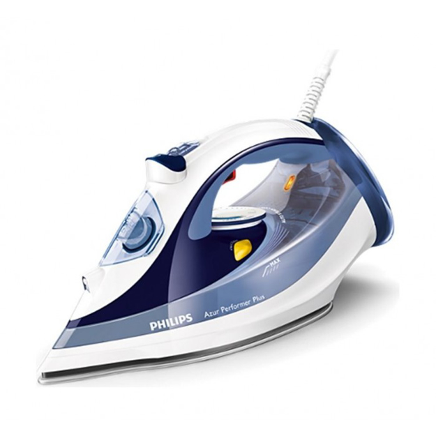 صورة Philips Azur Performer Plus 2400W Steam Iron - GC4517/26