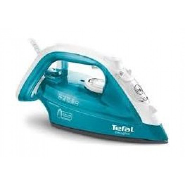 صورة Tefal 1200W 300ml Essential Steam Iron (FV1026M0) – Green