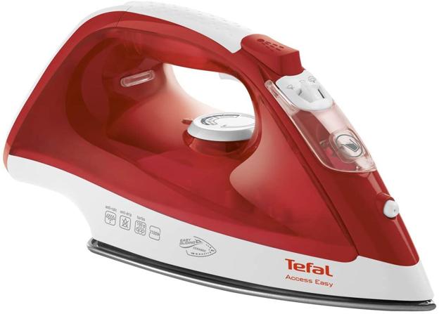صورة Tefal Steam Iron Access Easy, 2100W, Red