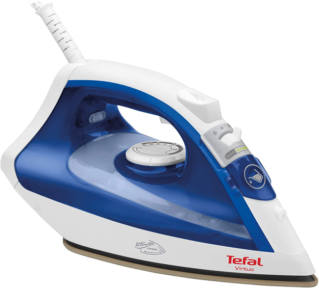 Picture of Tefal Steam Iron 1800 Watts, Multi Color - FV1734M0