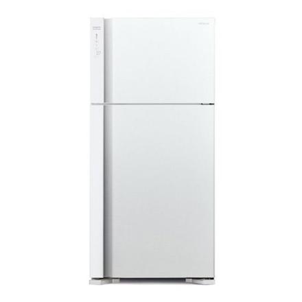 Picture of Hitachi 15.9 Cu.Ft Double Door Refrigerator Inverter - White