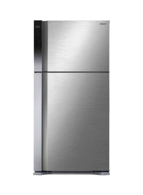 Picture of Hitachi Inverter Control Refrigerator 19.4 Cu.ft R-V700PS7K BSL Silver