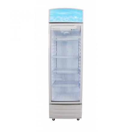 Picture of Bancool Display Refrigerator 1 Glass Door Model 352 - Silver