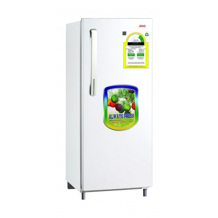 Picture of Basic 5.3 CFT Refrigerator (BRS-196ML) - White