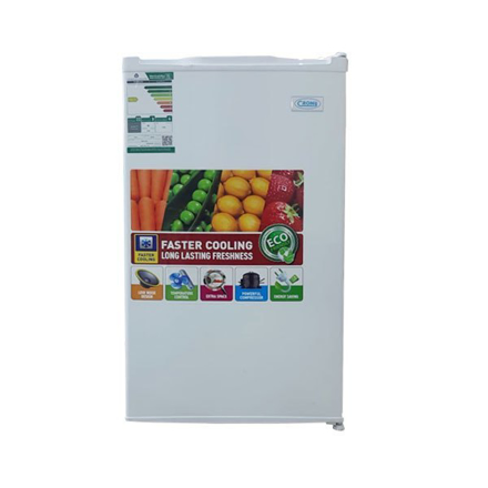 Picture of Crony 92-liter refrigerator 1 door white - CMR-101W
