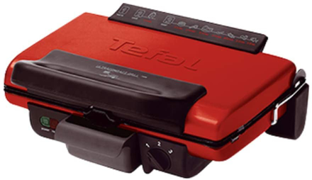 Picture of Tefal gc302528 electric meat grill 1700 watt red