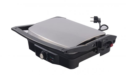 Picture of ATC Electric Grill Sandwich Maker, Black -H-Sm0808S