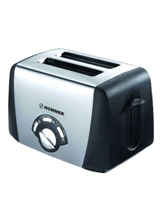 Picture of 2-Slice Toaster 850W HSA206-03 Black/Silver