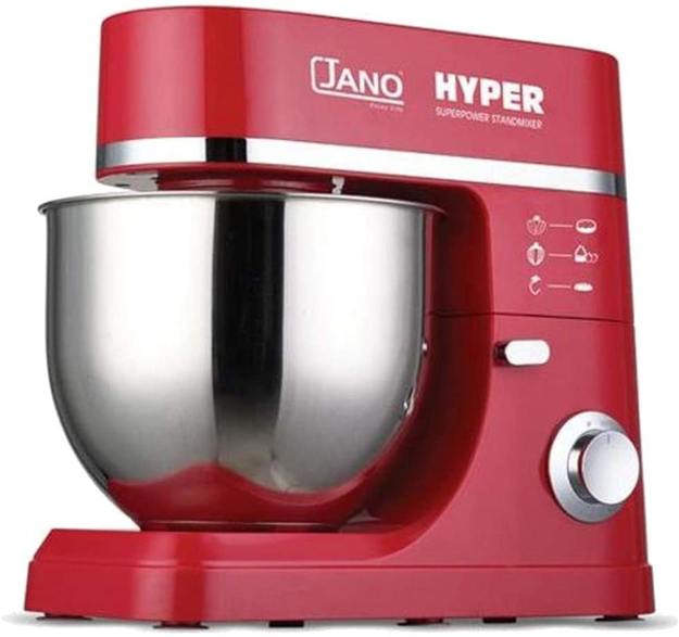 Picture of HYPER Stand Mixer .JANO From Al Saif Company 7L - JN1211, Red