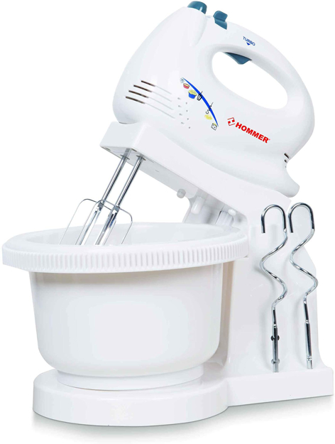 Picture of Hommer Stand Mixer, 200 Watts - HSA229-01, Mixed Material