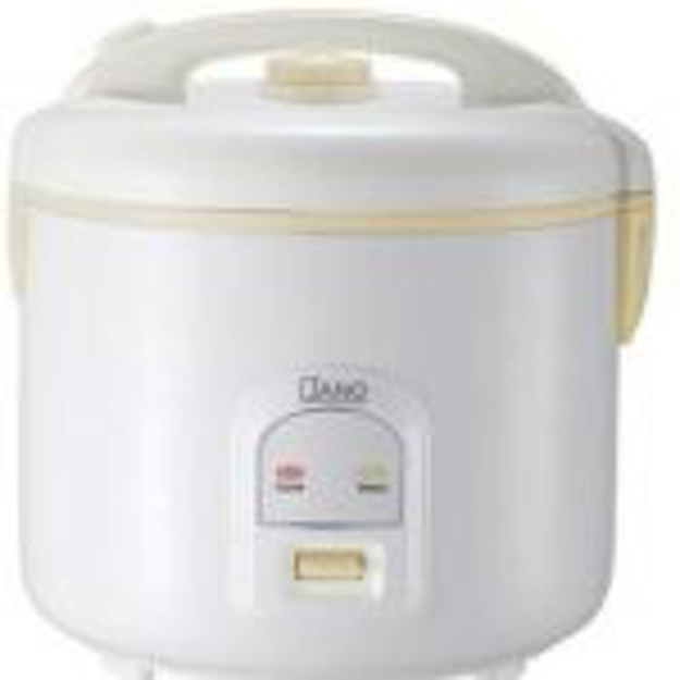 Picture of JANO Rice Pot is 2.8 Liters. JN4203