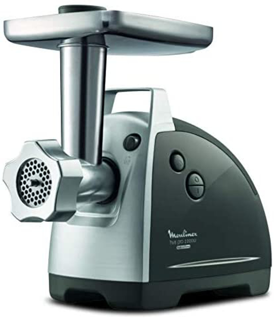 Picture of Moulinex hv8 Pro Meat Grinder 9 in 1, 2200 Watts - ME688827