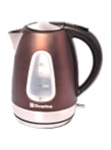Picture of Electric Kettle 1.7L OCREK0017209 Brown / Silver