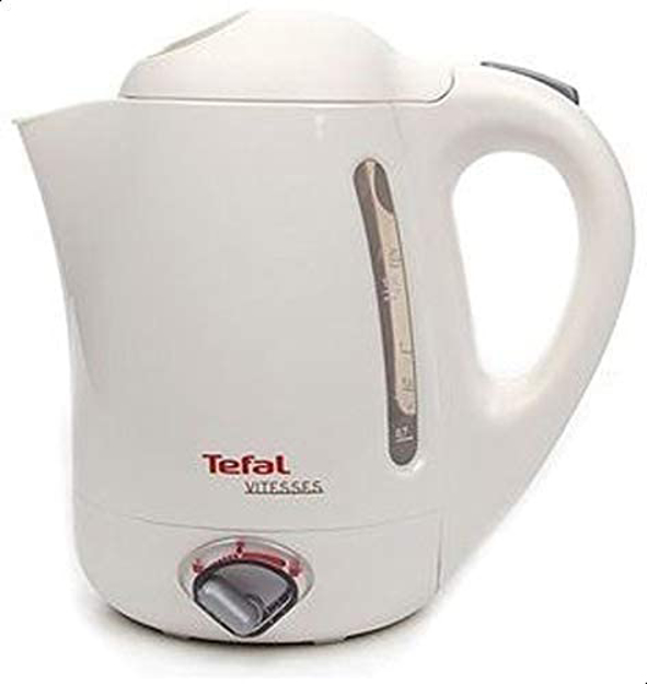 Picture of Tefal Vitesses 1.7 Liters Kettle (White) [Bf662043]