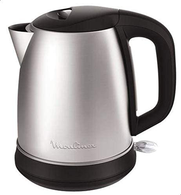 Picture of Moulinex Kettle BY550D27, Silver, Stainless Steel