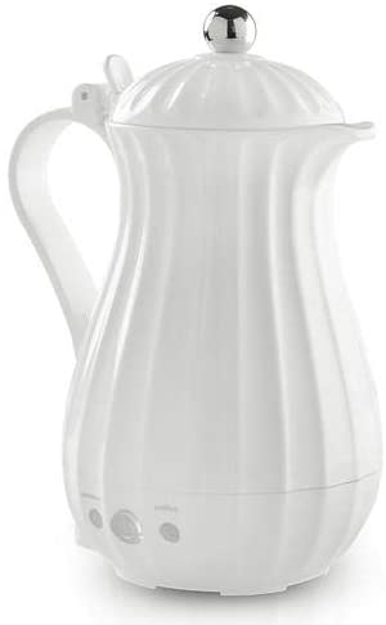 Picture of Electric Dallah for Arabic Coffee, Jano from Al Saif, 250 ml capacity - Jn1851, white color